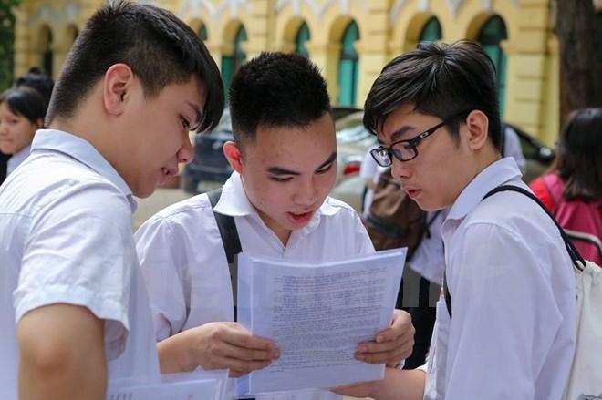 Hiện đã có 248 trường đại học trên cả nước công bố điểm xét tuyển