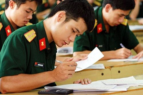 Cập nhật mới nhất điểm chuẩn Học viện Kỹ thuật Quân sự 2017