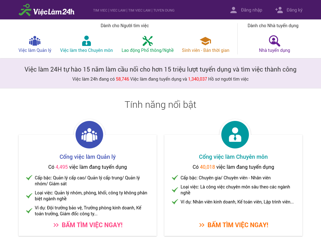 Trang Vieclam24h