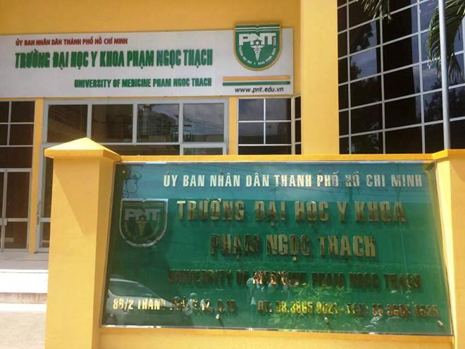 Trường ĐH Y khoa Phạm Ngọc Thạch chưa công bố mức học phí cho tân sinh viên