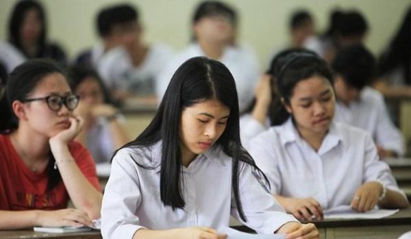 Bộ Giáo dục hướng dẫn cách tính điểm xét tốt nghiệp THPT quốc gia 2018
