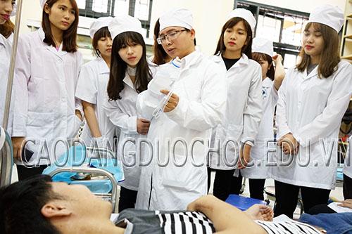 Địa chỉ học Văn bằng 2 Cao đẳng Điều dưỡng tại Hà Nội