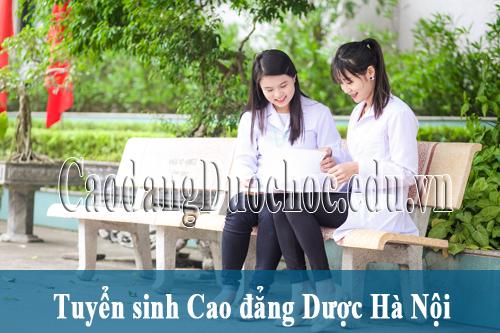 Cao đẳng Dược Hà Nội lấy bao nhiêu điểm?