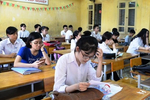 Hầu hết các địa phương đều hoàn thành công tác chấm thi THPT Quốc gia