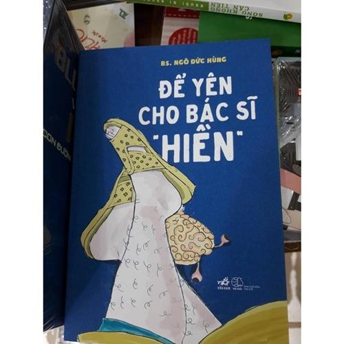 Cuốn sách của bác sĩ Hùng giúp thu hẹp khoảng của công chúng và ngành Y