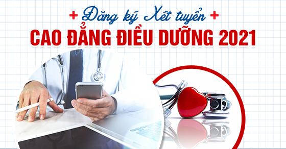 Thời gian xét tuyển Cao đẳng Điều dưỡng Hà Nội năm 2021