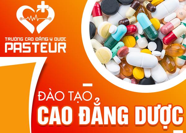 Tuyển sinh đào tạo Cao đẳng Dược chính quy tại Hà Nội
