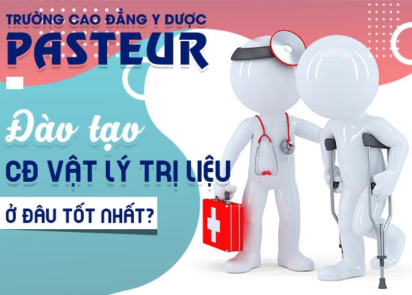 Địa chỉ đào tạo Cao đẳng Vật lý trị liệu ở đâu tốt nhất Hà Nội?