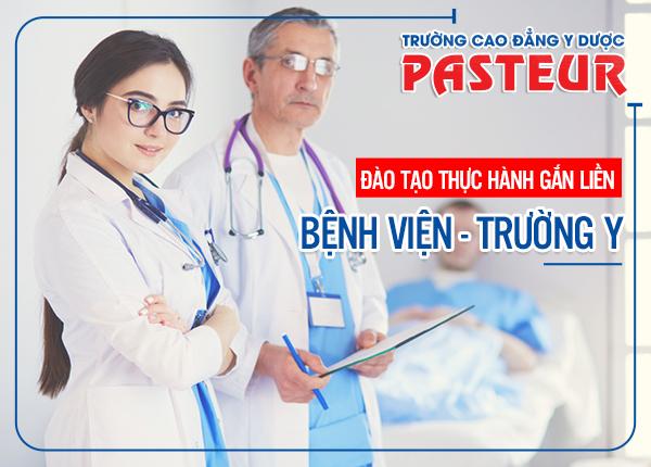 Đào tạo thực hành gắn liền Bệnh viện - Trường Y