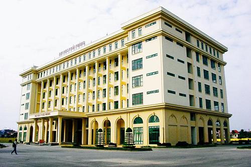 Điểm chuẩn chính thức trường Đại học Y Dược Hải Phòng năm 2017