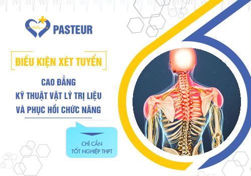 Thông tin tuyển sinh Cao đẳng Vật lý trị liệu Hà Nội năm 2018