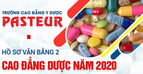 Hồ sơ nhập học văn bằng 2 Cao đẳng Dược tại Hà Nội năm 2020