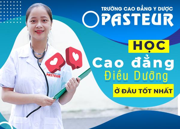 Tham khảo địa chỉ đào tạo Cao đẳng Điều Dưỡng chất lượng cao tại Hà Nội