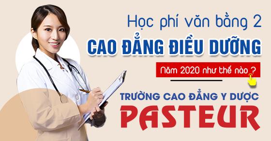 Thông tin học phí văn bằng 2 Cao đẳng Điều dưỡng Hà Nội năm 2021