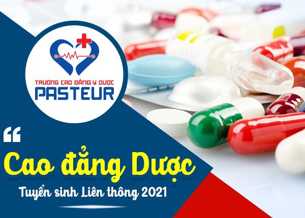 Khai giảng lớp liên thông Cao đẳng Dược tại Hà Nội tháng 3/2021