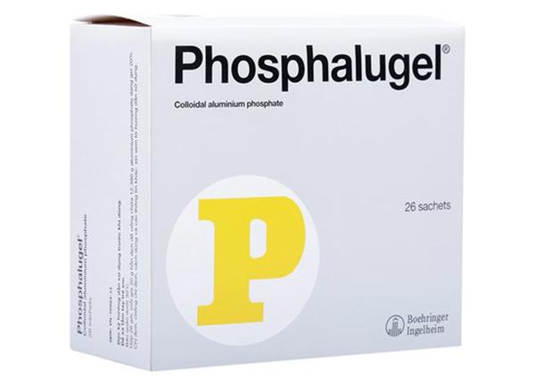 Cùng Dược sĩ Hà Nội tìm hiểu về thuốc Phosphalugel® là thuốc gì?