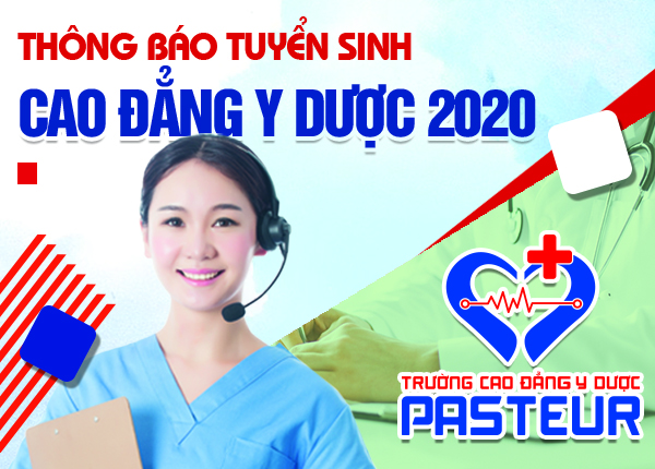 Trường Cao đẳng Y Dược Pasteur - địa chỉ tin cậy theo học ngành Dược