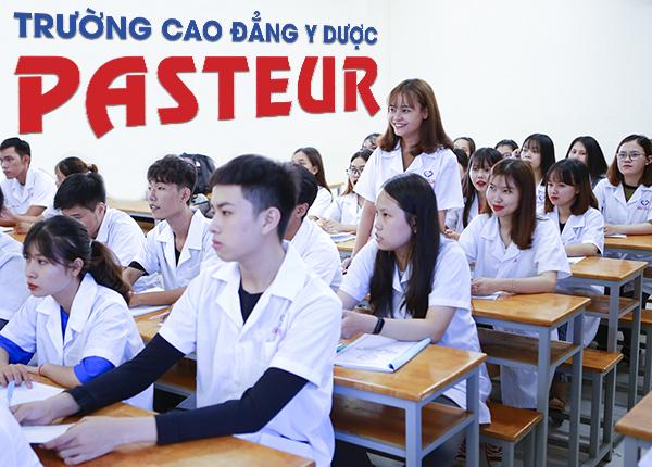 Lớp học Trường Cao đẳng Y Dược Pasteur