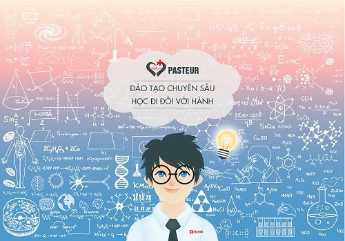 Trường Cao đẳng Y Dược Pasteur đào tạo kết hợp lý thuyết với thực hành