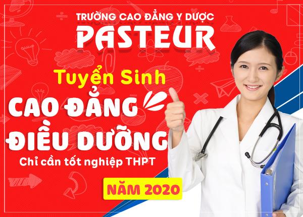 Xét tuyển Cao đẳng Điều dưỡng năm 2020 cơ hội làm việc tại nước ngoài