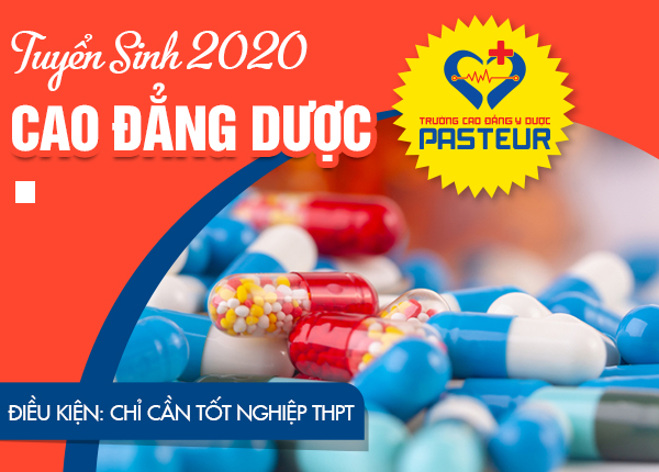 Xét tuyển Cao đẳng Dược tại Hà Nội năm 2020