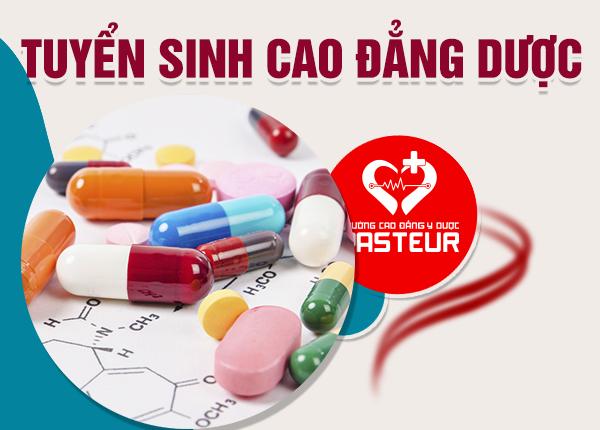 Chương trình đào tạo Cao đẳng Dược của Trường Cao đẳng Y Dược Pasteur chuẩn của Bộ