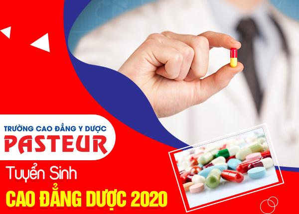 Tuyển sinh Cao đẳng Dược tại Hà Nội năm 2020
