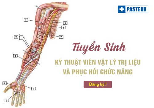 Tuyển sinh Vật lý trị liệu - Phục hồi chức năng