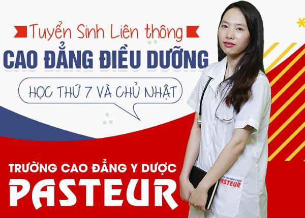 Chiêu sinh lớp liên thông Cao đẳng Điều dưỡng học cuối tuần ở Hà Nội
