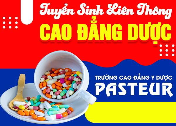Nhà trường tuyển sinh Liên thông Cao đẳng Dược tại Hà Nội