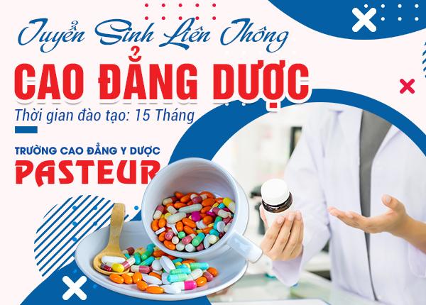 Đào tạo liên thông Cao đẳng Dược tại Hà Nội học ngoài giờ hành chính