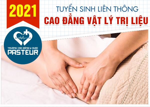 Lịch khai giảng liên thông Cao đẳng Vật lý trị liệu tháng 2/2021 tại Hà Nội