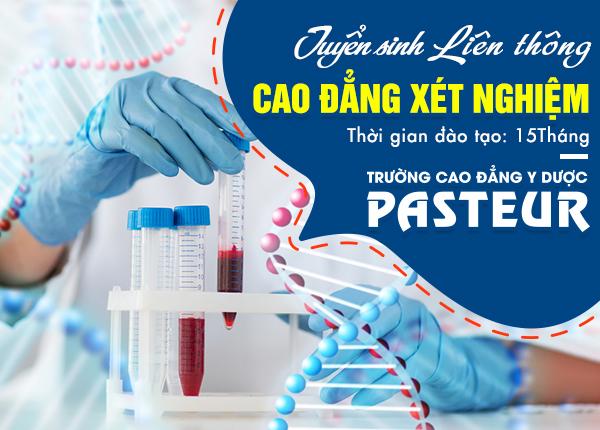 Tuyển sinh liên thông Cao đẳng Xét nghiệm Hà Nội