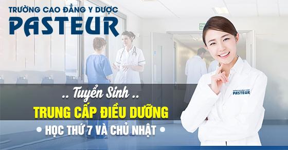 Thông báo tuyển sinh Trung cấp Điều dưỡng Hà Nội năm 2021