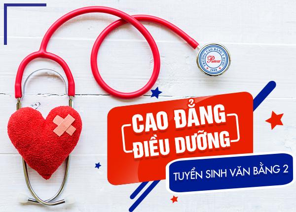 Khai giảng lớp văn bằng 2 Cao đẳng Điều dưỡng tháng 3/2021 tại Hà Nội