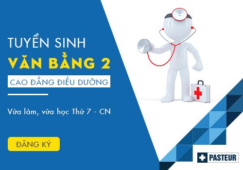 Hồ sơ tuyển sinh Văn bằng 2 Cao đẳng Điều dưỡng năm 2018 tại Đống Đa Hà Nội