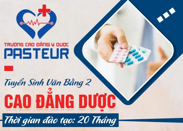 Lịch khai giảng lớp văn bằng 2 ngành Dược tháng 1/2021 tại Hà Nội
