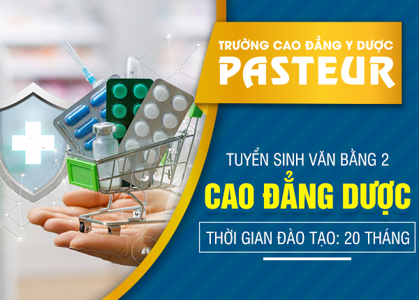 Văn bằng 2 Cao đẳng Dược học thứ 7 chủ nhật tại Hà Nội