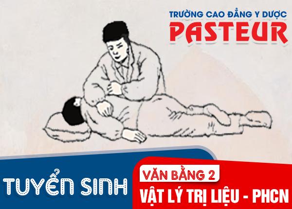 Lịch khai giảng Văn bằng 2 Cao đẳng Vật lý trị liệu tại Hà Nội năm 2021