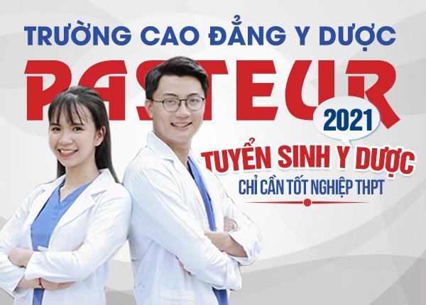 Tuyển sinh Cao đẳng Y Dược năm 2021