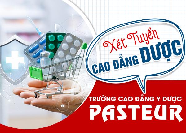 Xét tuyển Cao đẳng Dược tại Hà Nội năm 2021