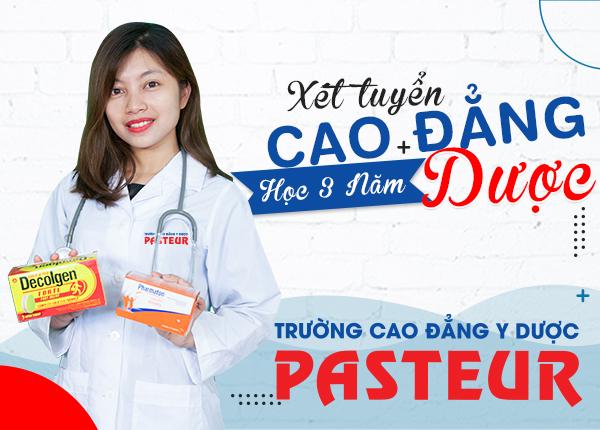 Thông tin tuyển sinh Cao đẳng Dược tại Hà Nội năm 2021