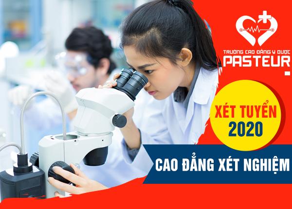 Tuyển sinh Cao đẳng Xét nghiệm Y học Hà Nội