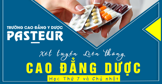 Lịch khai giảng liên thông Cao đẳng Dược tại Hà Nội tháng 2/2021