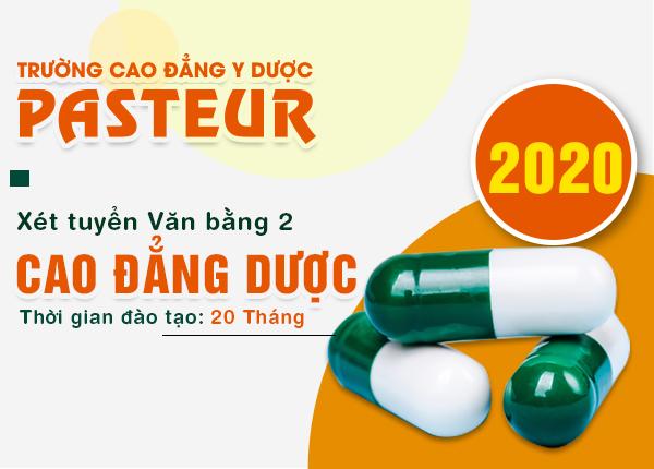 Tuyển sinh văn bằng 2 Cao đẳng Dược tại Hà Nội năm 2020
