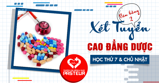 Thông báo mở lớp văn bằng 2 Cao đẳng Dược tháng 4/2021 tại Hà Nội