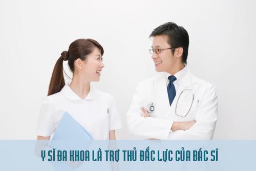 Hiểu thêm về ngành Y sĩ đa khoa
