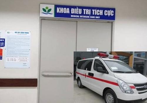 Bé trai ở Bắc Ninh phải nhập viện cấp cứu vì bị bỏ quên trên xe đưa đón