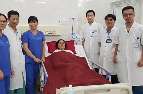 Bệnh viện Trung ương Huế áp dụng phương pháp phẫu thuật mới
