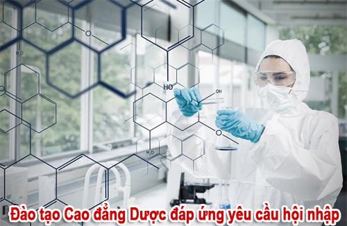 Cao đẳng Dược học ở đâu đào tạo đạt chuẩn quốc tế?